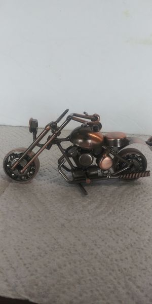 $5 Each! Brand New Collectible All-Metal Mini Biker for Sale in Lancaster, TX