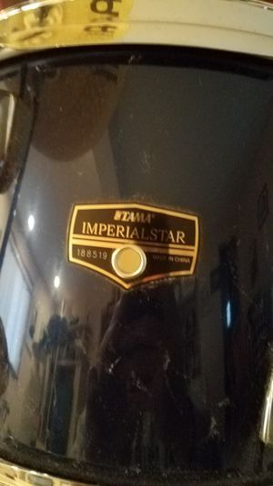 Tama Imperialstar 5 piece drum set for Sale in Elmsford, NY
