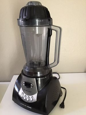The health master elite fruit blender in great condition for Sale in Chula Vista, CA
