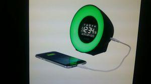 La Crosse Technology Mood Light Nature Sound Alarm Clock for Sale in Chula Vista, CA