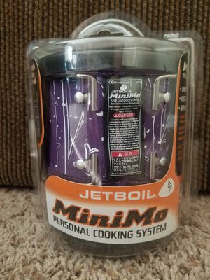 JetBoil MiniMo personal cooking system for Sale in Avondale, AZ