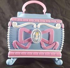 Vintage Disney Cinderella Bibbidi Bobbidi Boo Music/Trinket Box for Sale in Manassas, VA