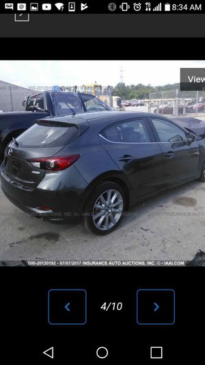 2016 mazda 3 for parts part for Sale in Mount Prospect, IL