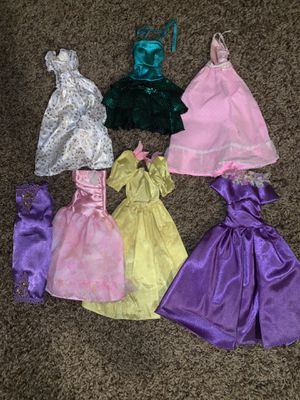 Huge Barbie clothes lot for Sale in Marysville, WA