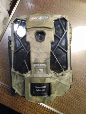 Spy point link dark LTE game camera for Sale in St. Louis, MO