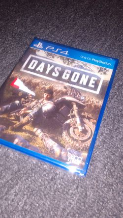 Days Gone Playstation 4 NEW for Sale in Staunton,  VA