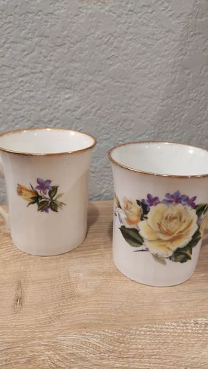 Set Royal Heritage Bone China Cups for Sale in Burien, WA
