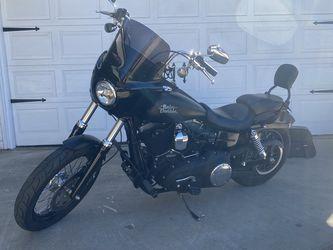 2016 Harley Davidson dyna for Sale in Yucaipa,  CA