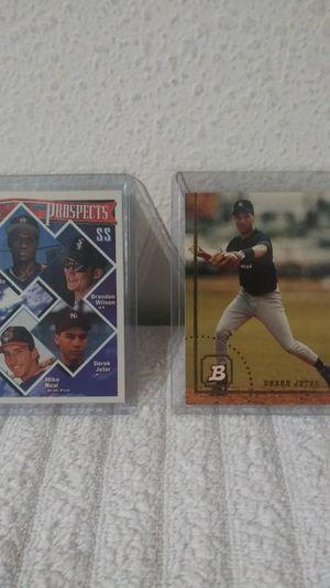 Derek Jeter baseball card for Sale in Hemet, CA