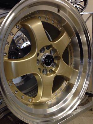 "17"" jnc017 wheels for Sale in Pasadena, TX"