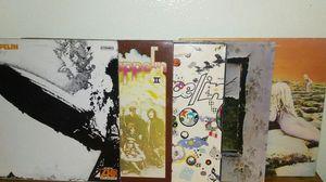 Led zeppelin 1 to 5 vinyl records original for Sale in Orange, CA