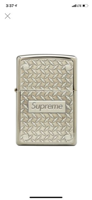 Supreme Zippo for Sale in Brooklyn, NY