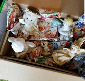 Porcelain, ceramic Angel figurines for Sale in San Diego, CA