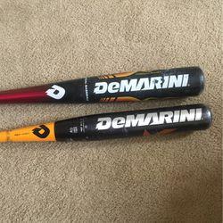 DeMarini Baseball Bats for Sale in Issaquah,  WA