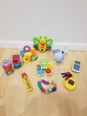 Infant/Baby Toy Assortment for Sale in Columbus, OH