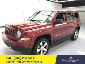2017 Jeep Patriot for Sale in Stafford, TX
