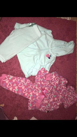 Winter baby girl clothes and boots 12 months for Sale in Edcouch, TX