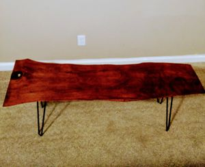 Live Edge Coffee Table for Sale in Grover Beach, CA