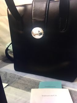 Purses for sale Black Leather Tiffany and Terry cloth CC for Sale in Renton,  WA