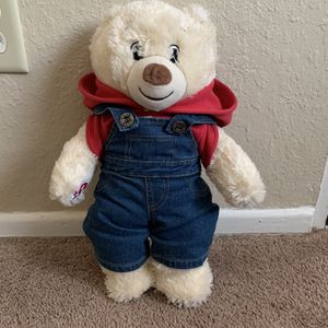 Build A Bear Teddy Bear for Sale in Riverside, CA