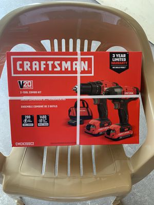 Craftsman power tools for Sale in Columbus, OH