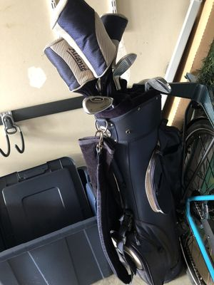 Golf clubs - women's right handed for Sale in Herndon, VA