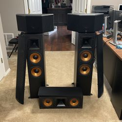 Klipsch 5.1 Speakers for Sale in Tualatin,  OR
