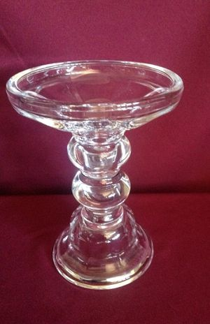 "Large Heavy Candle Holder 8-1/2""H for Sale in Whittier, CA"