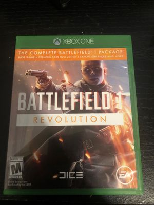 Battlefield 1 revolution for Sale in Vernon, CA