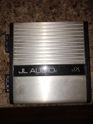 JL audio amp for Sale in Portland, OR