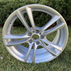 """2009-2017 BMW 5&7 Series 20""""x8.5"""" Factory OEM Front Rim#7841823 Bc for Sale in Commack, NY"""