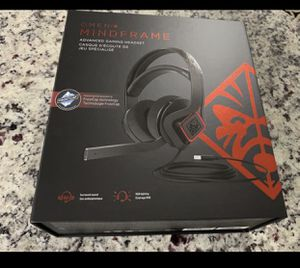 Gaming headset - Omen Mindframe for Sale in Springfield, VA