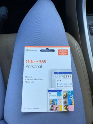 Microsoft office suit for Sale in West Covina, CA