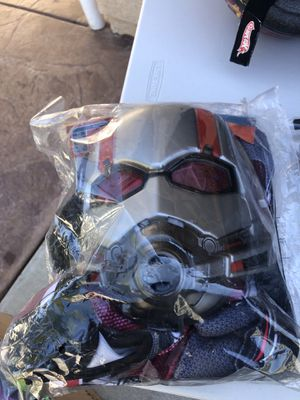 Kids Ant man costume size 8-10 boys M for Sale in Chula Vista, CA
