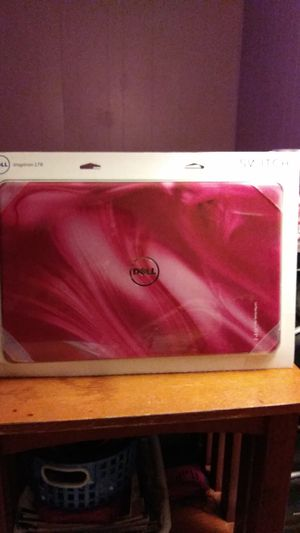 DELL Inspiron 17 R SWITCH Interchangeable Laptop Cover for Sale in Charleston, WV