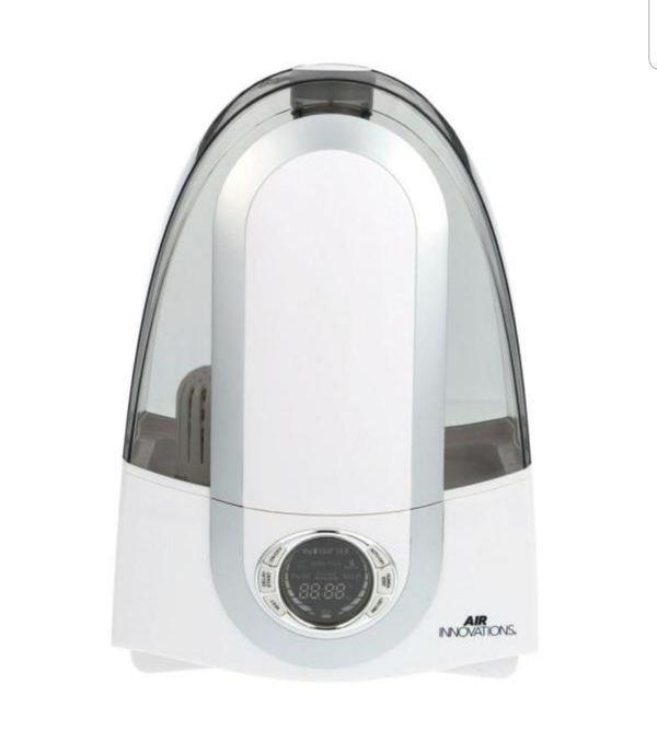 Air Innovations 1.4 Gal. Cool Mist Digital Humidifier for Large Rooms Up To 400 sq. ft.