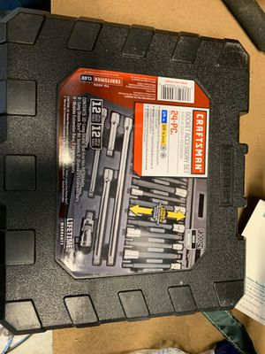 Brand new craftsman socket extension kit for Sale in West Chester, PA