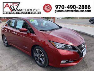 2019 Nissan Leaf for Sale in Fort Collins, CO
