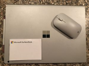 Microsoft surface book pro for Sale in BELLEAIR BLF, FL