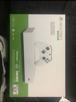 New Xbox One S for Sale in Livermore, CA