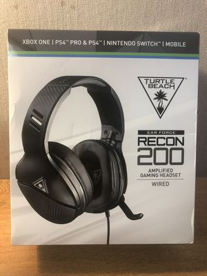 Turtle Beach Ear Force Recon 200 Gaming Headset for Sale in Berkeley, CA