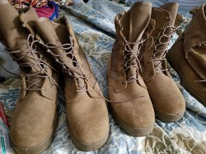 Brand New Military Boots size 11, 2 pair $50 each for Sale in Fayetteville, NC