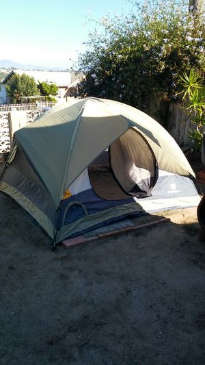 Swiss camping tent with mattress for Sale in San Diego, CA