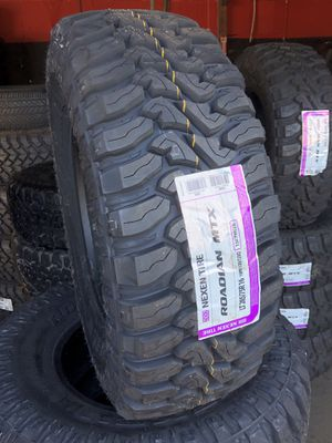 285/75/16 Nexen MXT tires (4 for $660) for Sale in Downey, CA