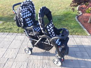 Double stroller for Sale in Rocky Hill, CT