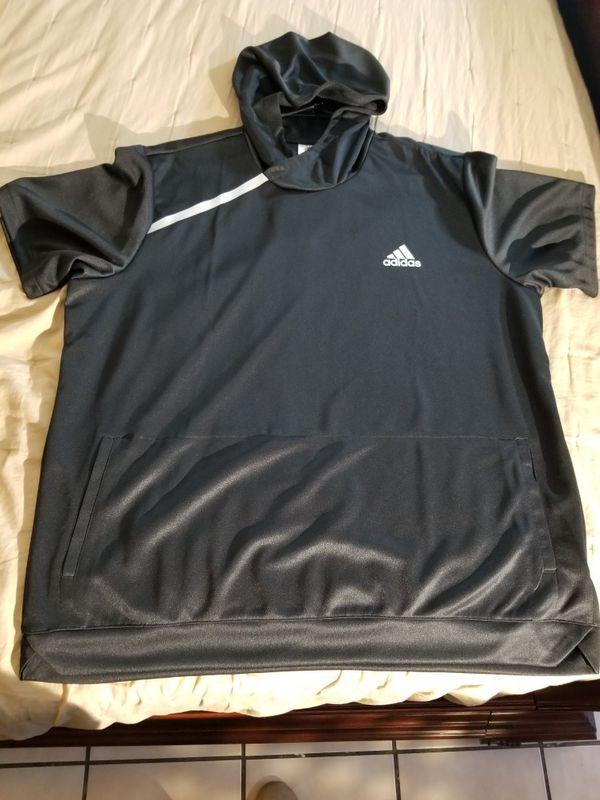 Adidas Sport Shooter S/S Hoodie