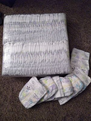 Diapers size One FCFS for Sale in Clovis, CA