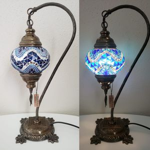 Handmade Mosaic Lamp for Sale in Los Angeles, CA