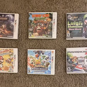 3DS Games for Sale in Scottsdale, AZ