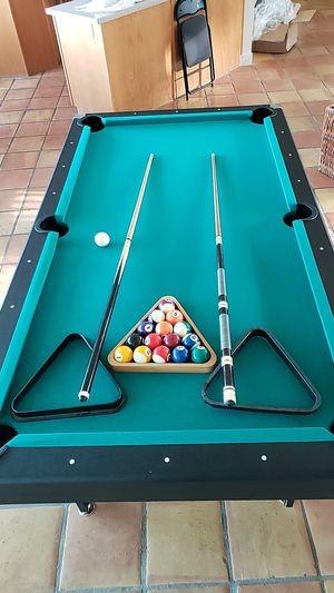 Pool Table 4 ft x 8 ft for Sale in Merritt Island, FL